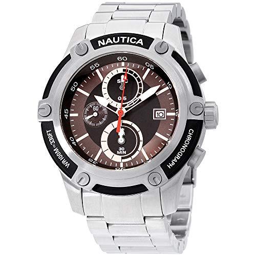 241e5b821157 Nautica watches al mejor precio de Amazon en SaveMoney.es