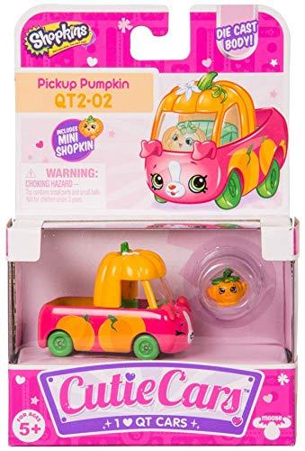 Moose Shopkins Cutie Cars Pickup Pumpkin QT2-02