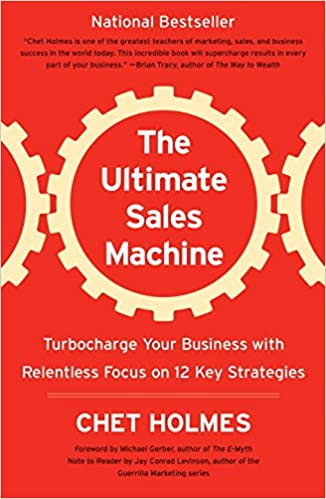 The Ultimate Sales Machine: Turbocharge Your Business with ...