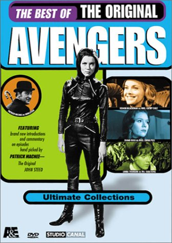 The Best of The Original Avengers by A&E / Studio Canal