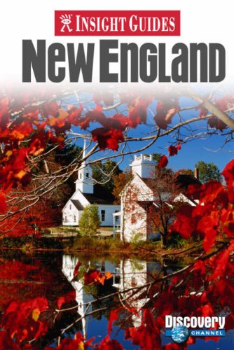 Insight Guide New England (Insight Guides) pdf