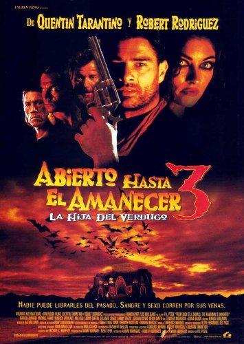 From Dusk Till Dawn 3: La Hangman DE Hija Póster de película español ...