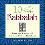 img - for 10-Minute Kabbalah: Blessings, Wisdom, and Guidance from the Tree of Life book / textbook / text book