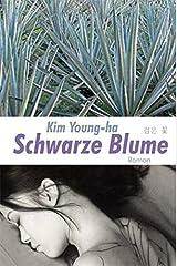 Schwarze Blume: Roman Paperback