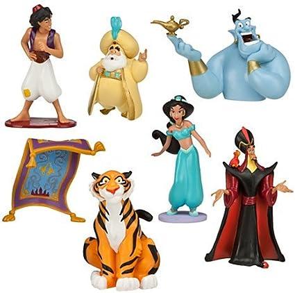Disney Parks Princess Jasmine Aladdin Storybook Playset Brand New