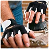 IMPACTO BG401 Anti-Vibration Air Glove X-Small Impacto Bubble Glove