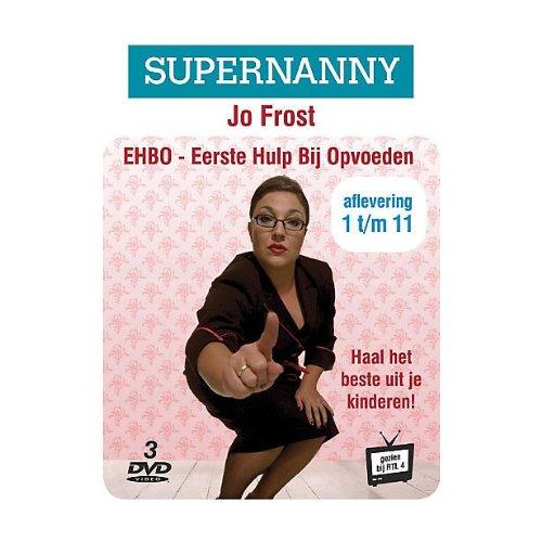 Supernanny (Season 1) - 3-DVD Box Set ( Super nanny - Season One (Episodes 1-11) ) [ NON-USA FORMAT, PAL, Reg.2 Import - Netherlands ]