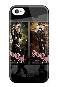 9614023K89404017 For Iphone 4/4s Protector Case Babes Of Sucker Punch Phone Cover