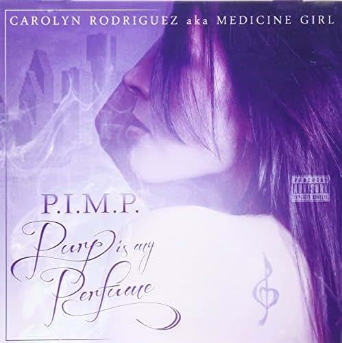 P.I.M.P. Purp Is My Purfume