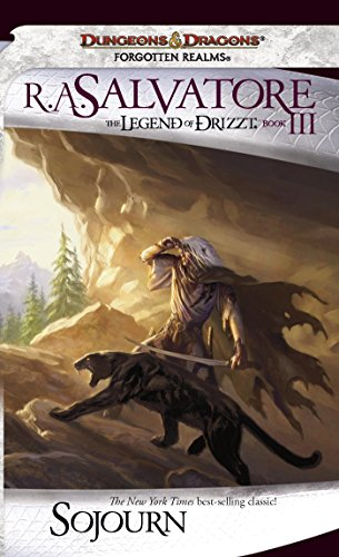 Sojourn: The Legend of Drizzt, Book -