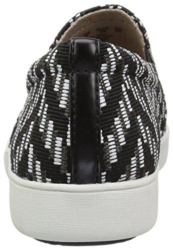 Sneaker Marianne Leder White Naturalizer Frauen Fashion Black f7IawZ8qw