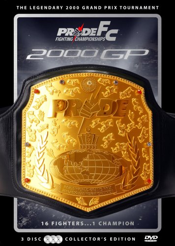 Pride Fighting Championships: 2000 - Gp Outlets