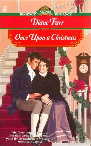 book cover of Once Upon a Christmas