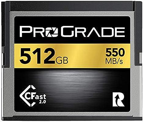 ProGrade Digital Incorporated Tarjeta de Memoria C Fast 2.0 ...