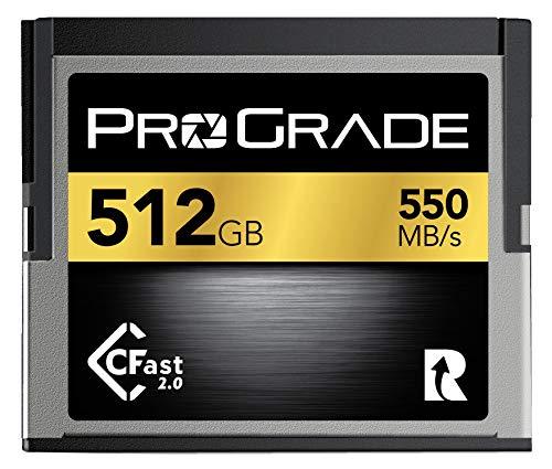 ProGrade Digital CFast 2.0 Memory Card (512GB)