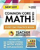 Argo Brothers Math Workbook, 1st Grade Workbook: Common Core Math Every Day Practice   100% Free Video Explanations   Grade 1 Pdf Epub Mobi