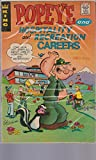 img - for Classic Popeye Comic: Hospitality and Recreation Careers book / textbook / text book
