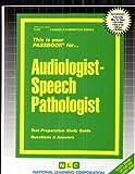 Audiologist - Speech Pathologist, Jack Rudman, 0837300592