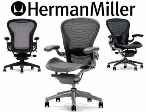 Amazon Aeron Desk Chair Basic Color Carbon Medium – Aaron Chairs