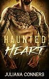 haunted heart a bad boy dark romance novella