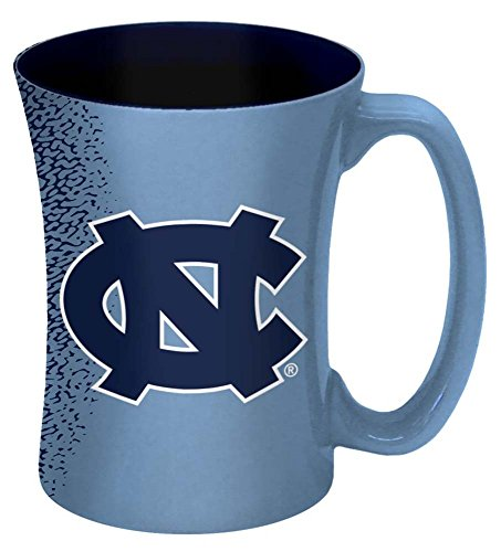 NCAA North Carolina Tar Heels Mocha Mug, 14-ounce