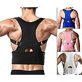 FITTOO Corrector de Postura Ajustable Soporte de la Espalda y Alivio del Dolor de Espalda, Mejorar la Postura para Mujer y Hombre2059206020612068