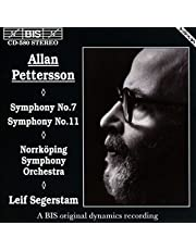 Pettersson, Allan: Symphonies Nos. 7 And 11