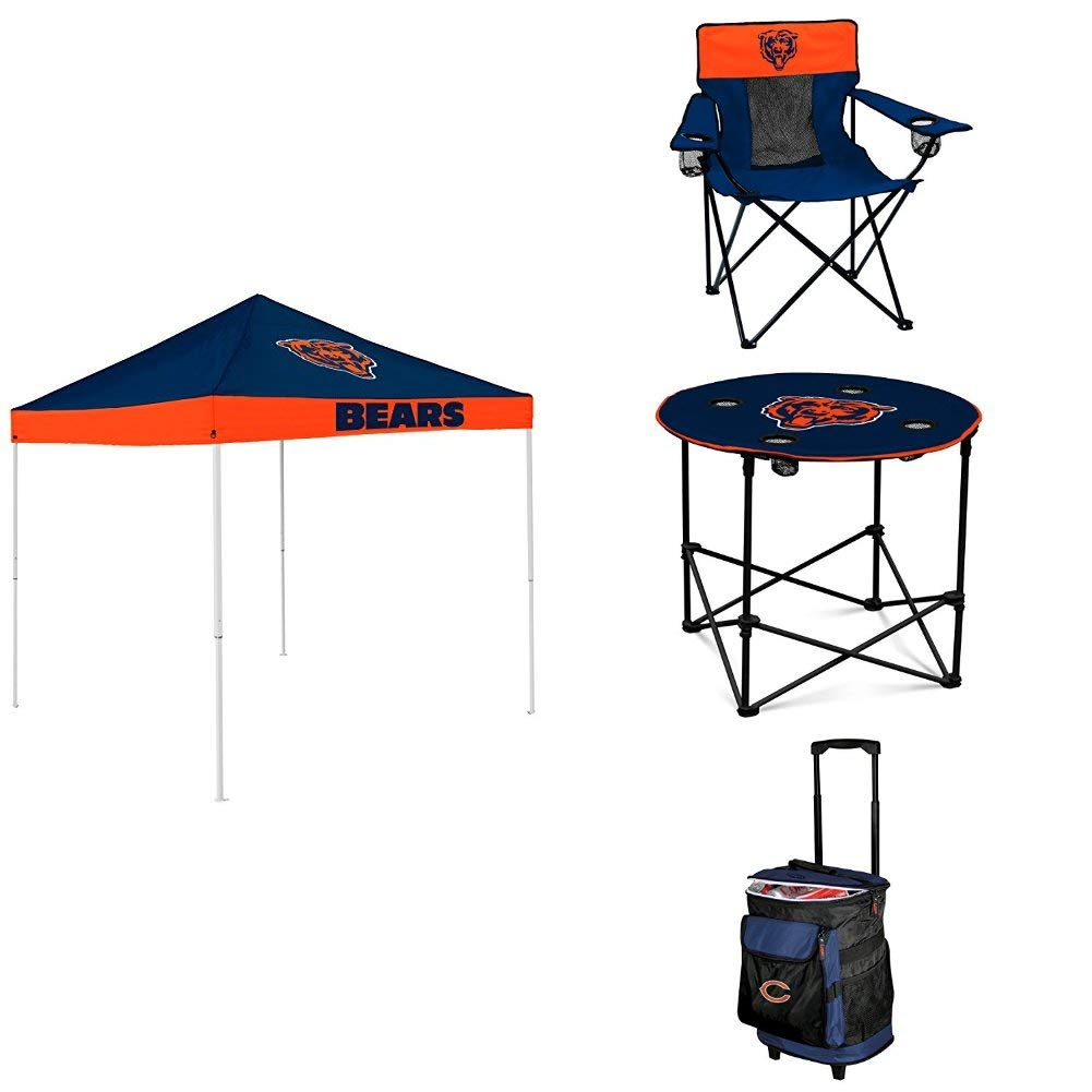 Chicago Bears Total Tailgate Package