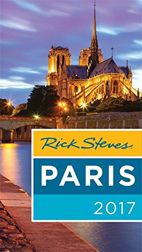 Rick Steves Paris 2017 cover