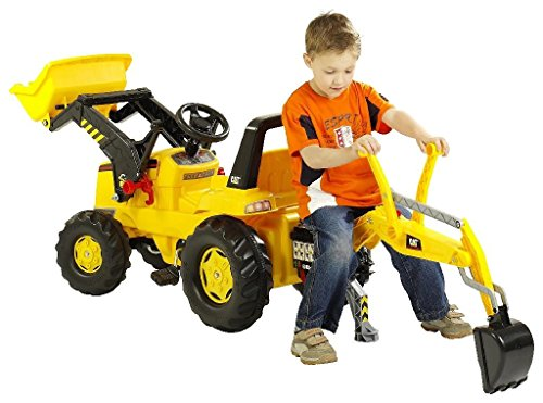 rolly-toys-cat-construction-pedal-tractor-backhoe-loader-front-loader-and-excavator-digger-youth-age