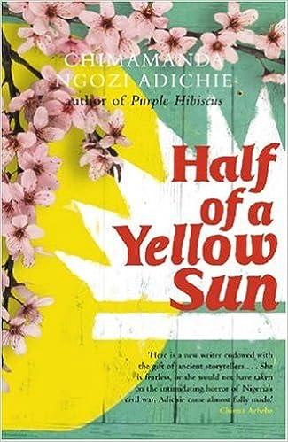 a half book of yellow sun