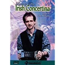 DVD-Learn to Play Irish Concertina