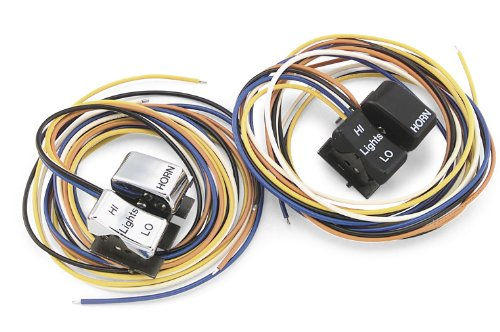 Twin Power Chrome Dimmer/Horn Switch 71597-92CP