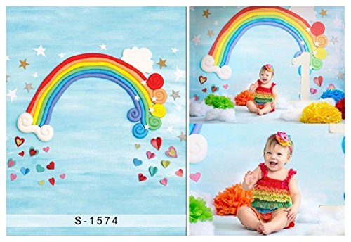Rainbow Background - 9