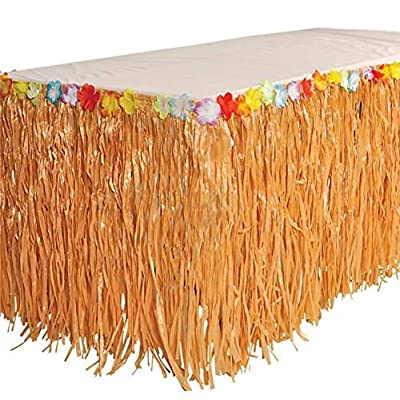 """9FTX29""""ARTIFICAL GRASS TABLE SKIRT: Toys & Games"""