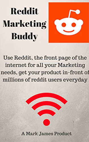 Reddit Marketing Buddy   Use Reddit, the front page of the internet for all your marketing needs, get your product infront of millions of reddit users everyday
