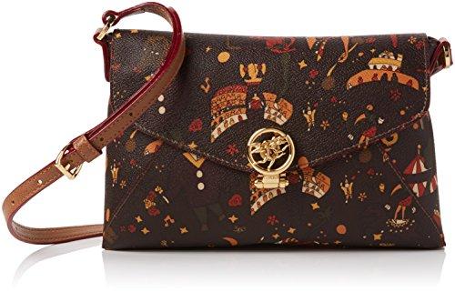 Piero Guidi 212894088 - Brown Shoulder Bags Woman (cuoio)