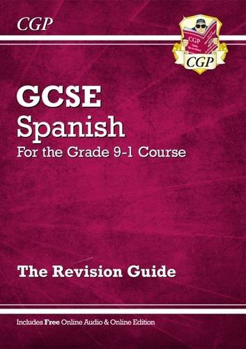 New GCSE Spanish Revision Guide - For the Grade 9-1 Course (with Online Edition) pdf epub