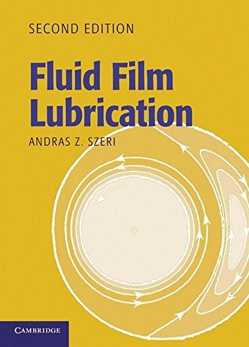 fluid film lubrication - 9