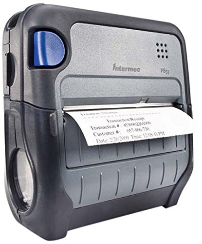 Honeywell, PB51 4″ Rugged Mobile Receipt, Direct Thermal, 203Dpi, Bluetooth, USB