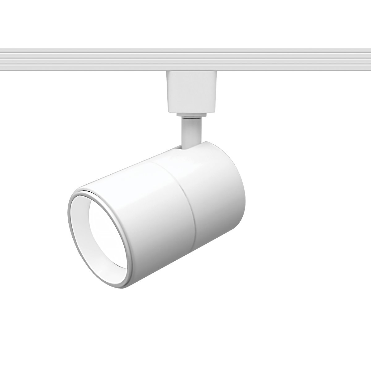 wac lighting hledwt contemporary summit acled w  - wac lighting hledwt contemporary summit acled w beamshift linevoltage cylinder htrack head   amazoncom