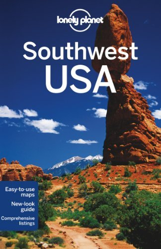 Lonely Planet Southwest USA (Travel Guide) by Lonely Planet (2012-03-01)