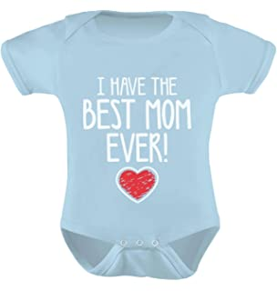 0fb274cb1cf Amazon.com  Baby Really Really Love My Mommy Cute Funny Infant ...