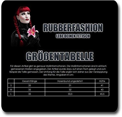 Rubberfashion - Falda - para mujer negro