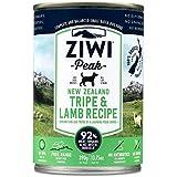 Ziwi Peak Canned Tripe & Lamb Recipe Dog Food (Case of 12, 13.75 oz. each)