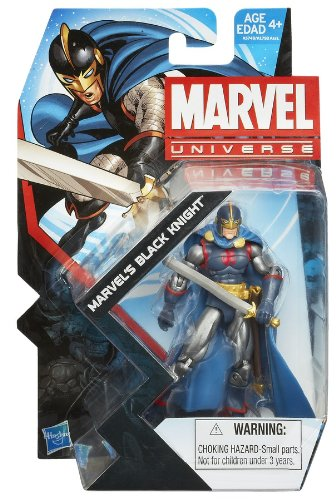 Marvel Universe Marvel's Black Knight Figure 3.75 Inches