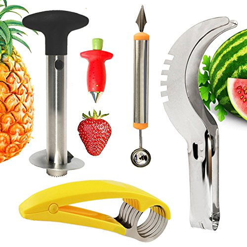 Lasten Strawberry Pineapple Watermelon Stainless product image