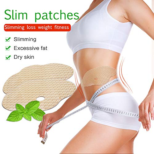 Slimming Patch,Abdomen Slimming Patch,Slim Patches Abdomen Treatment Belt for People Who Wanna Be Thin & Beautiful (5Pcs)