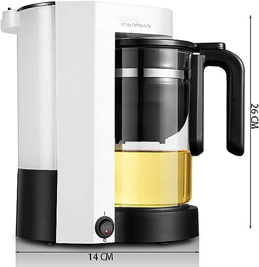 K-EN Pequeña cafetera de Filtro | Capacidad de 750 ml for Mantener ...