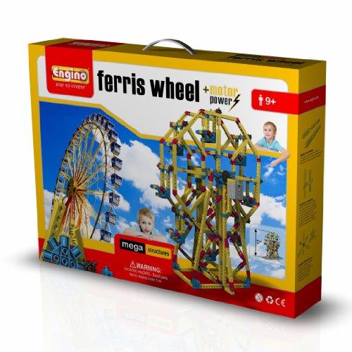 Engino Ferris Wheel Construction Set